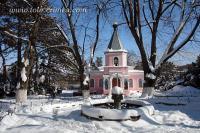 """Фоторепортаж """"Зимнее путешествие к Топловскому женскому монастырю и Белой скале"""""""