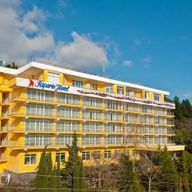 """Отдых в Крыму. Пансионат """"Прибрежный"""" Ripario Hotel Group"""