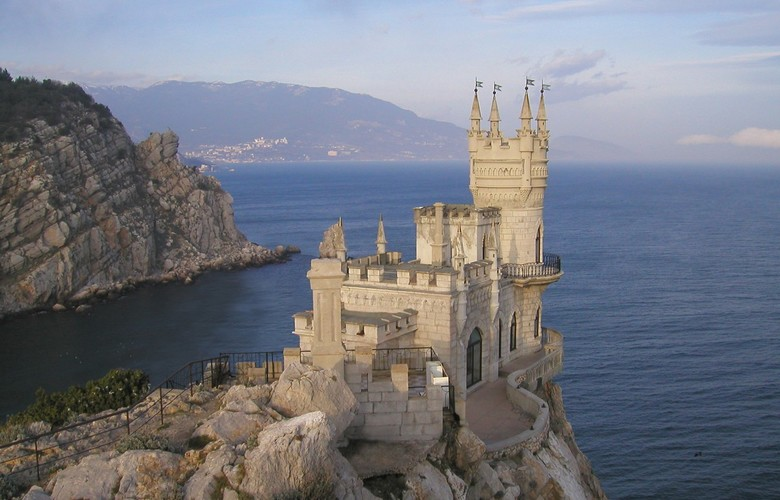 Отдых в Крыму. Большая Ялта: Ливадия, Ореанда, Ласточкино Гнездо
