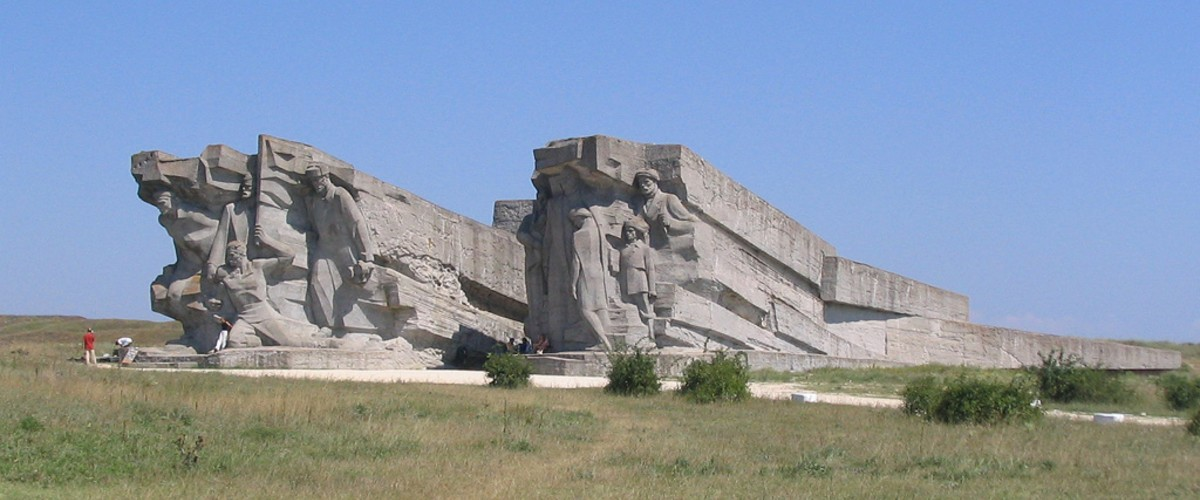 Отдых в Крыму. Аджимушкайские каменоломни